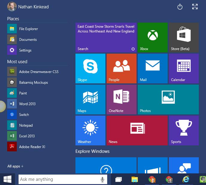 preview pdf in windows 10