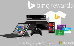 Automate Bing Rewards