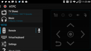 Control XBMC from Tasker