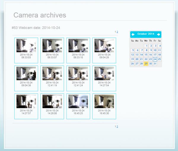 Z-Wave Vera Camera Archives