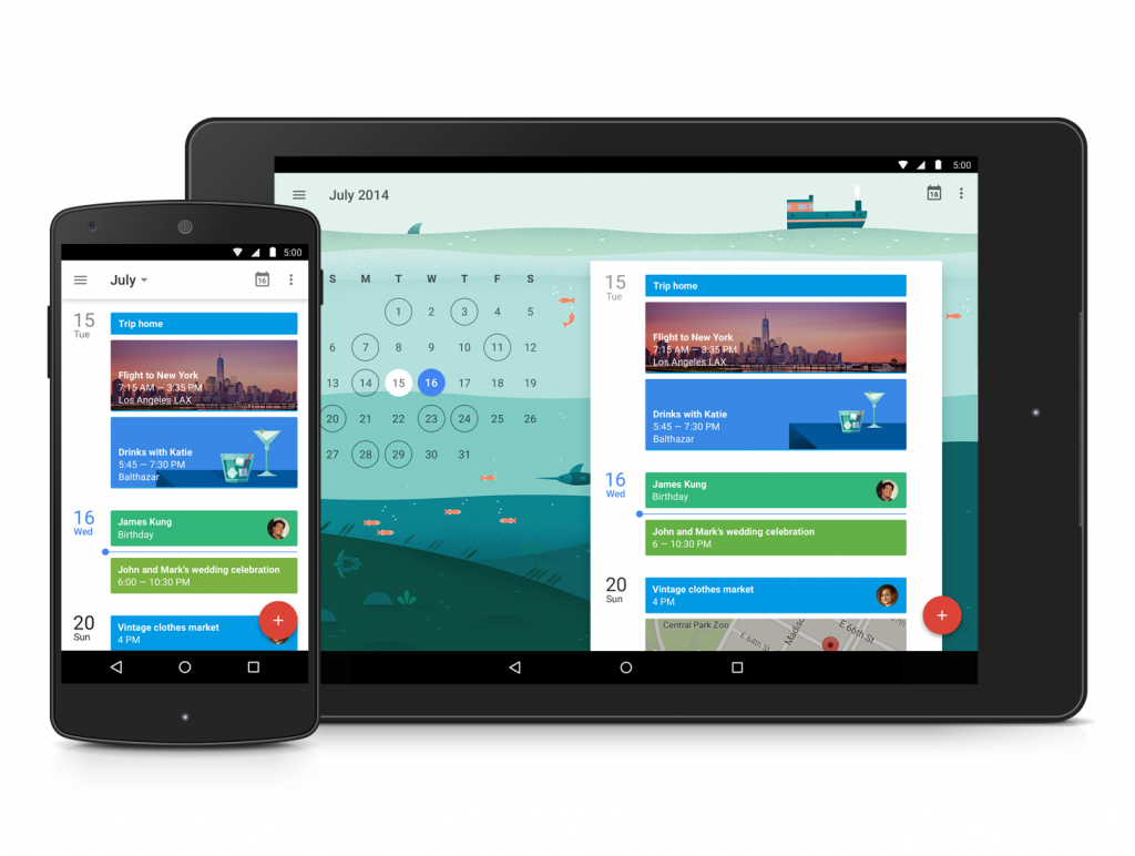 The New Google Calendar App For Android Will Be Automagical