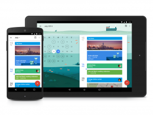 Google Calendar App for Android