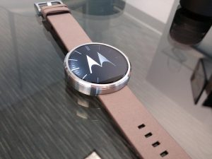 Moto 360 Android Wear Smart Watch
