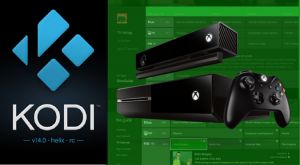 Xbox One XBMC / Kodi Live TV OneGuide Integration