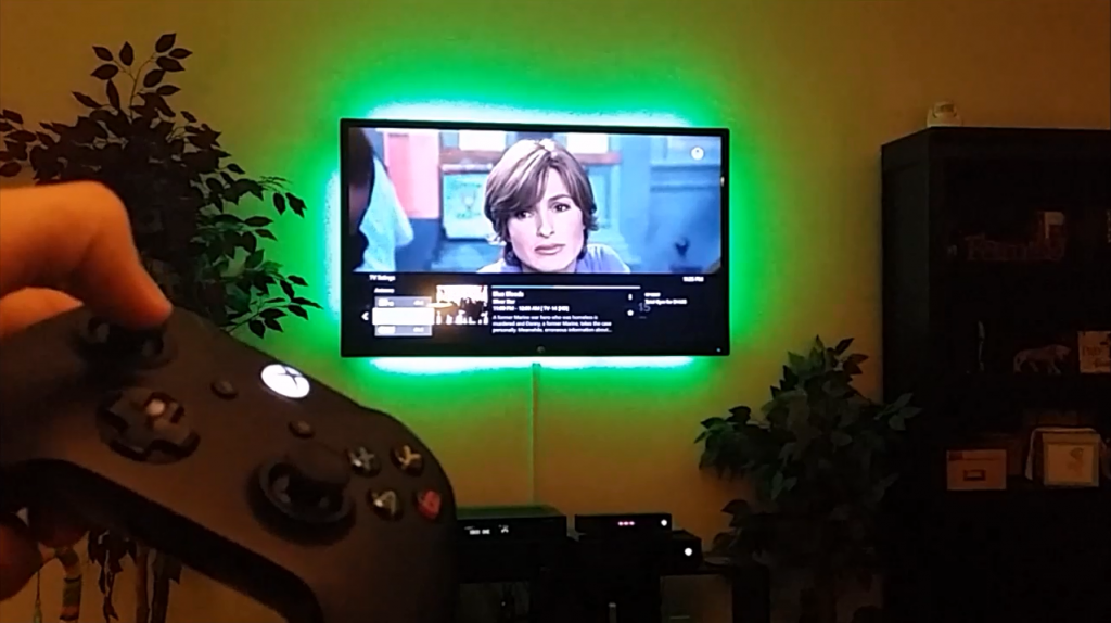 Xbox One XBMC Kodi Live TV Integration