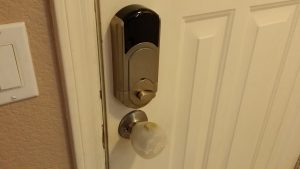 DIY Home Security System with Z-Wave Home Automation Deadbolt Lock