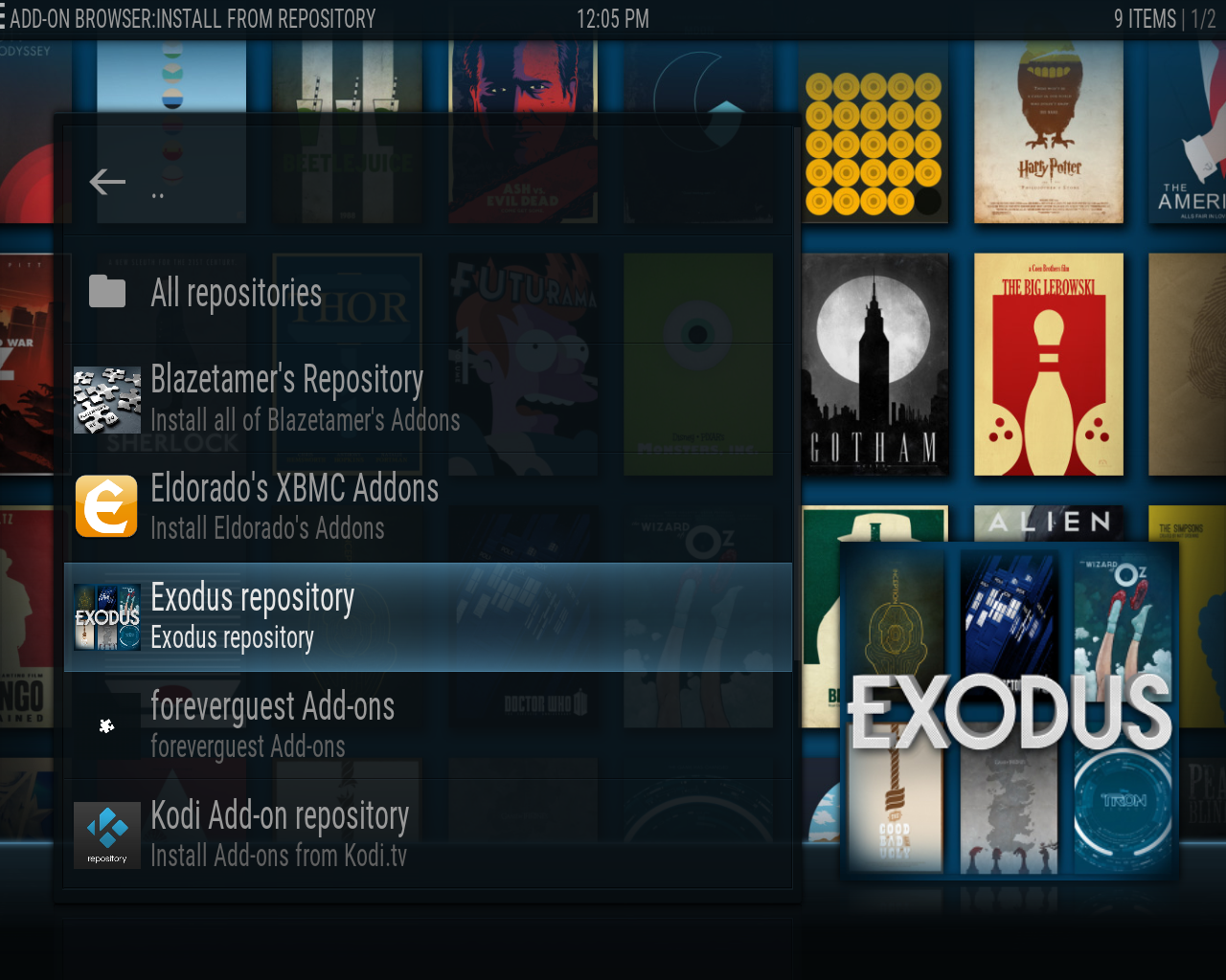 Tutorial: How to Install Kodi Exodus, the Successor to Genesis