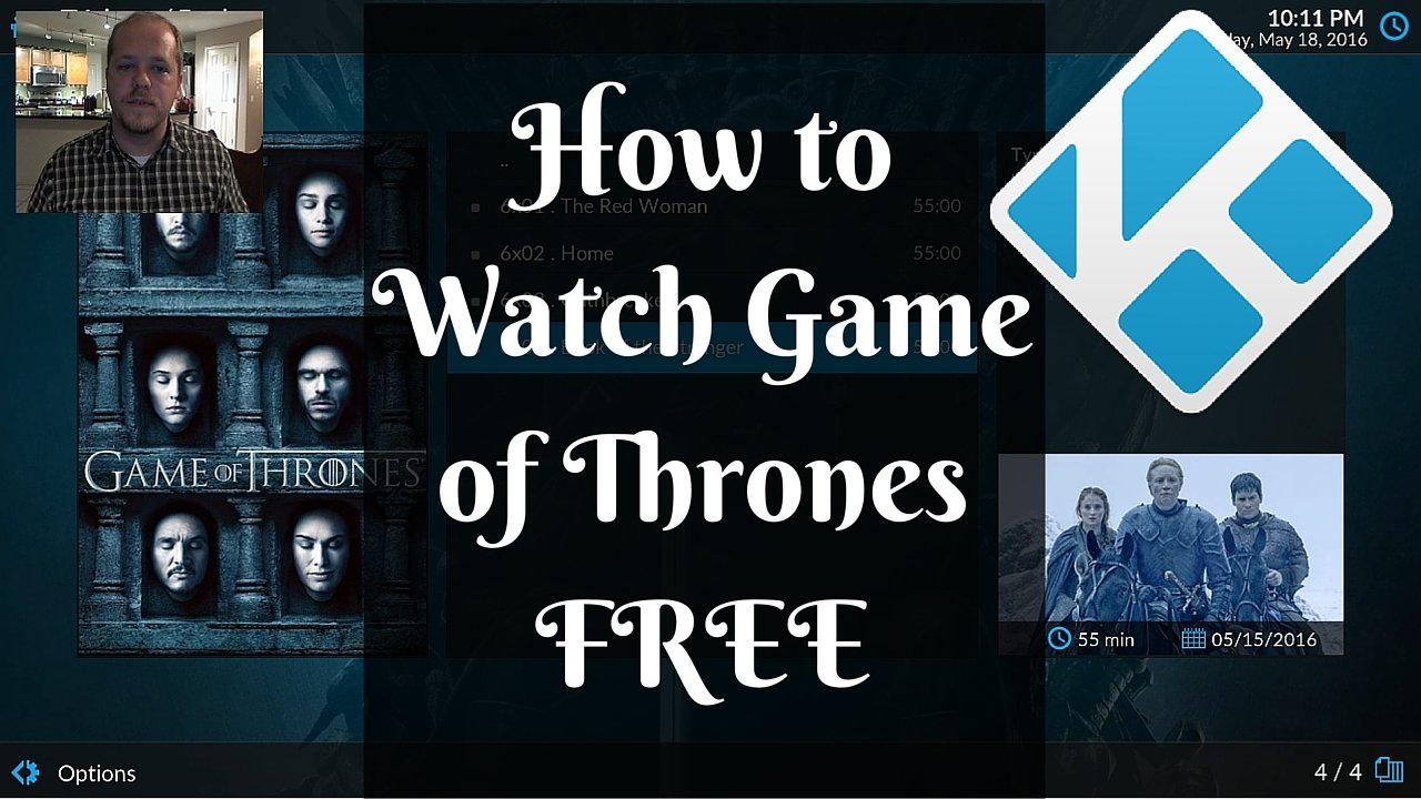 how to watch free game of thrones