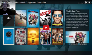 [Video] How to Install Exodus on Kodi 17 Krypton w/ Estuary Skin