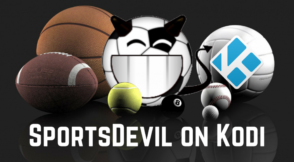 SportsDevil on Kodi