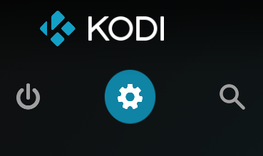 Kodi 17 Estuary Settings