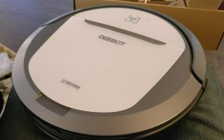 Ecovacs Deebot M80 Pro Robot Vacuum Review