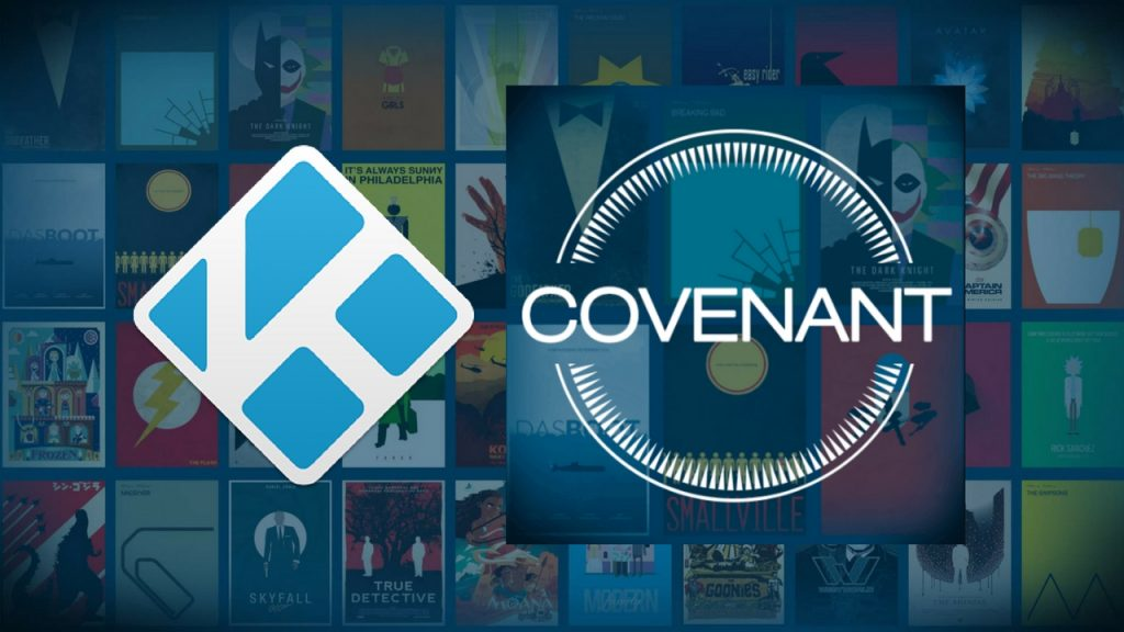 Covenant Kodi Add-on