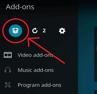 kodi how to add new sources