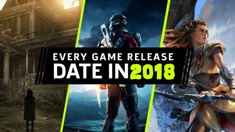 Upcoming Game Releases