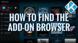 Kodi Add-on Browser