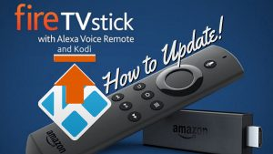 How to Update Kodi on Fire TV Stick