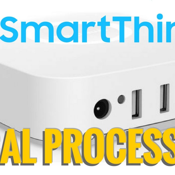 Works With Smartthings Logo ~ Smart Device