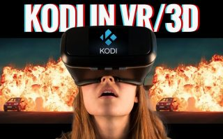 How to Watch Kodi in VR and 3D