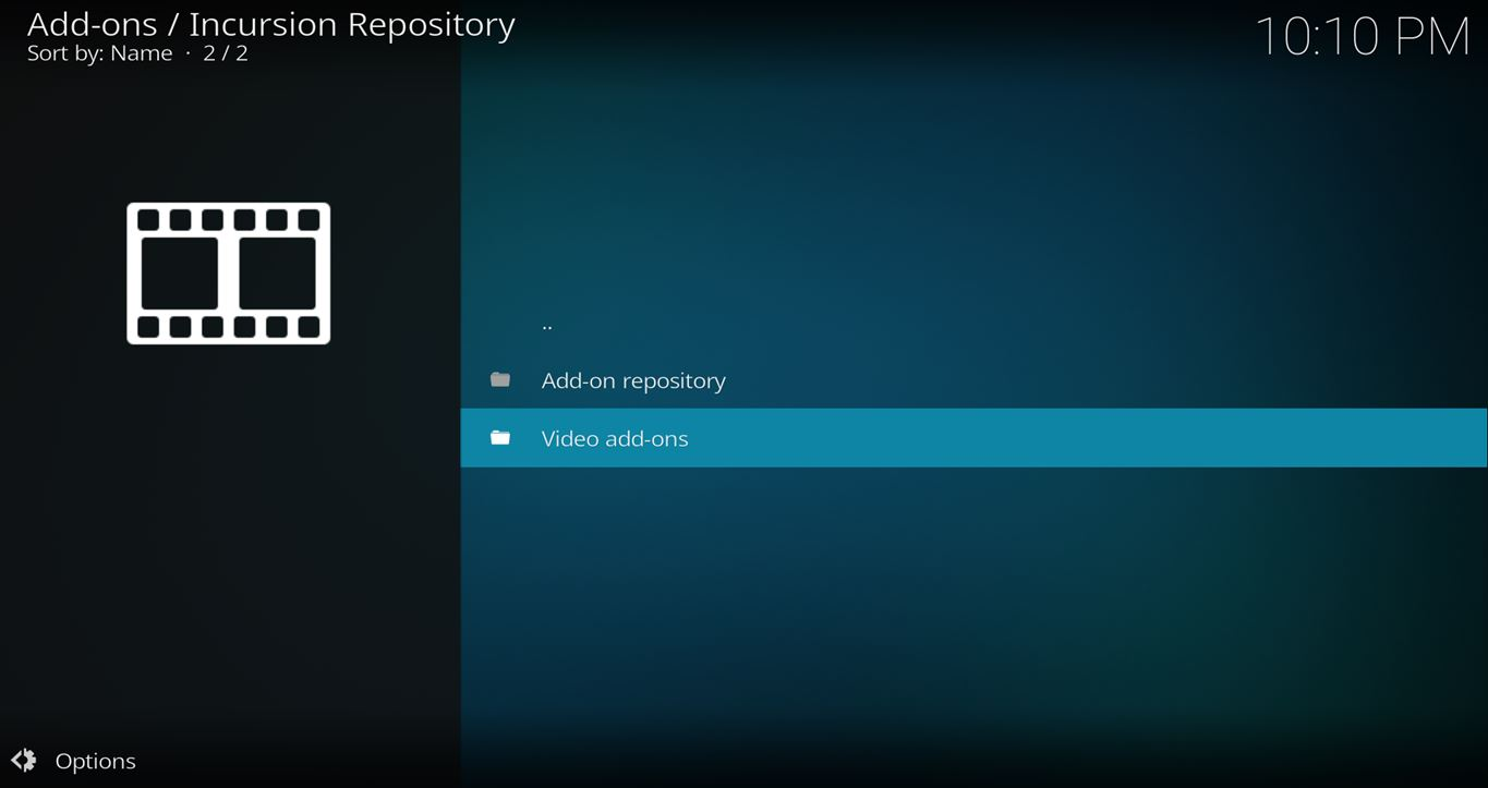how to reinstall add ons