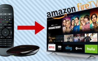 How to Control Fire TV Stick with Harmony Remote