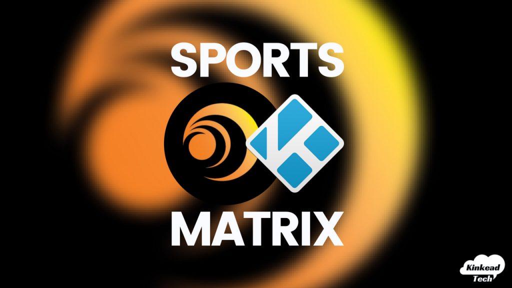 SportsMatrix Kodi
