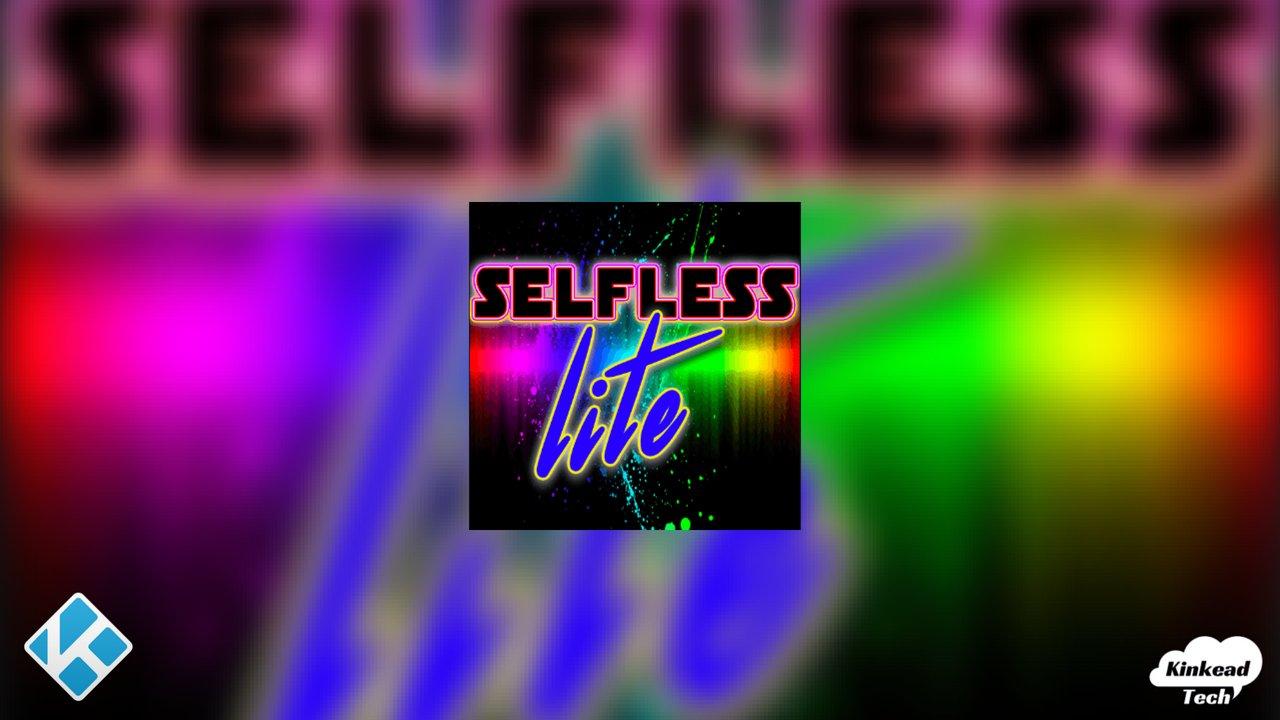 Selfless Lite Kodi