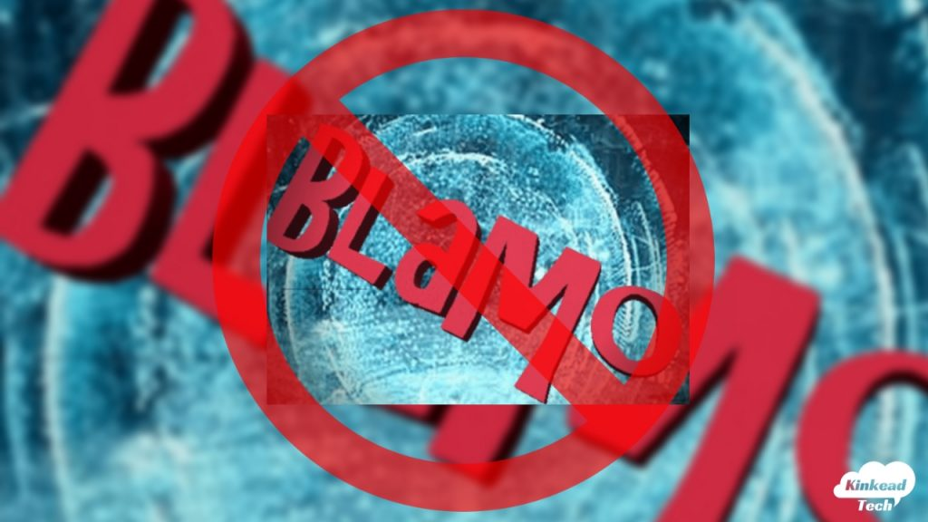 Blamo Down