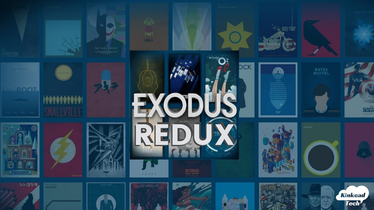 How to Install the Popular Exodus Redux Kodi Add-on