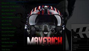 Maverick TV Kodi