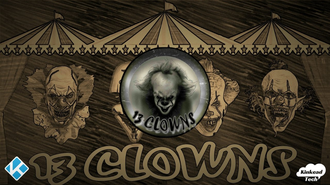 13Clowns Kodi