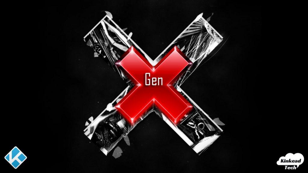 Gen-X Kodi