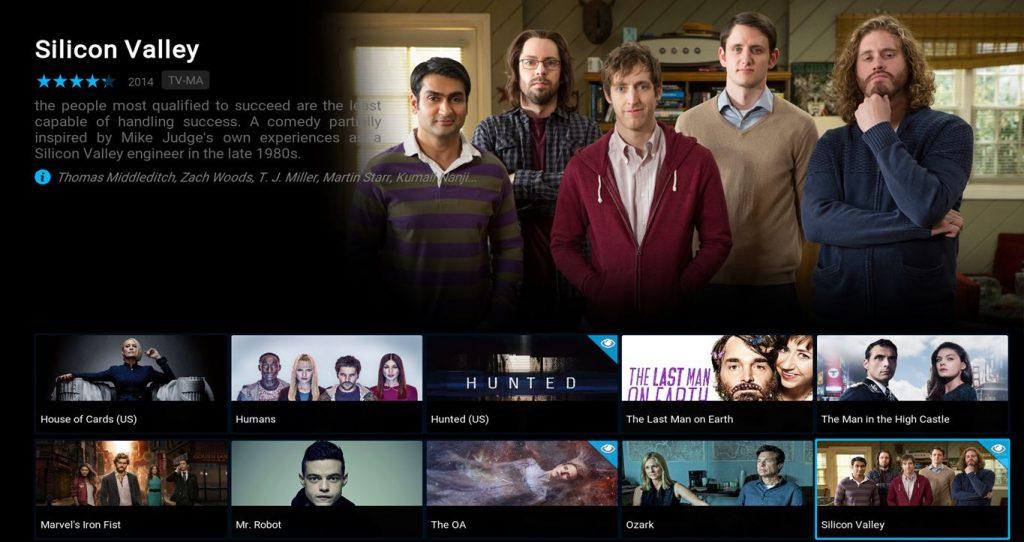Netflix View
