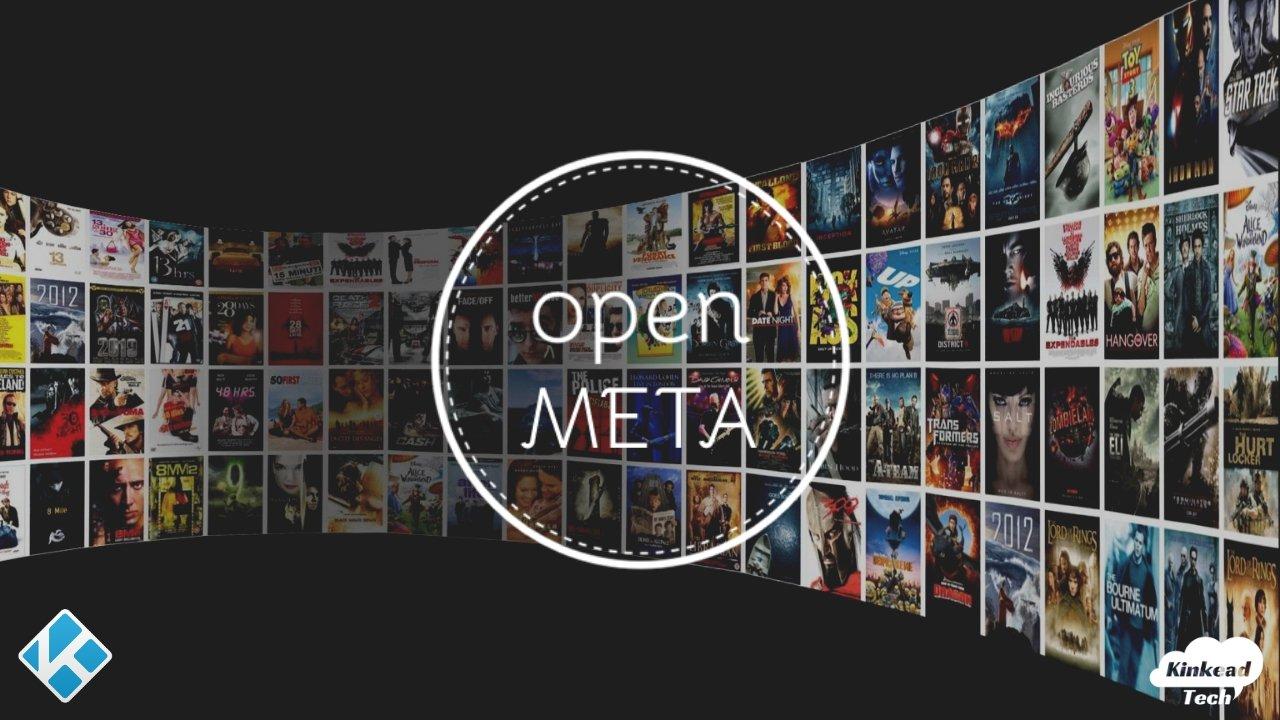 OpenMeta Kodi