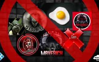A Slew of Kodi Add-on Developers Call it Quits! (13Clowns, Maverick, Overeasy)