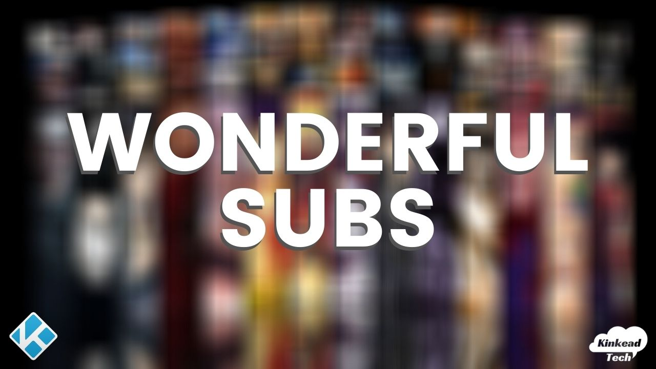 WonderfulSubs Anime Kodi