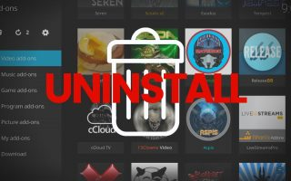 How to Uninstall Old Kodi Add-ons, Repositories, and Dependencies